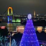 Daiba memorial tree Christmas special writing