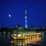 We light up the Tokyo Skytree