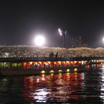 Going to see cherry blossoms at night 01 that Sumida River cherry blossom viewing is fascinating