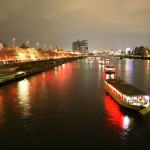 Going to see cherry blossoms at night 03 that Sumida River cherry blossom viewing is fascinating