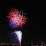 Koto-ku fireworks display